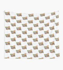 Muppet Babies - Group Wall Tapestry