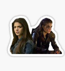 Octavia Transformation Sticker