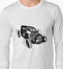 Hot rod Camiseta de manga larga