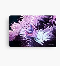 The Lavender Ness Monster! Canvas Print