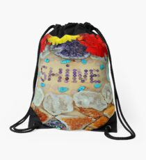 SHINE  Drawstring Bag