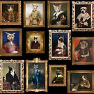 Pet Portrait Gallery by jenithea