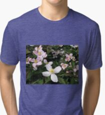 Wishing you a very happy Mothers' Day Tri-blend T-Shirt