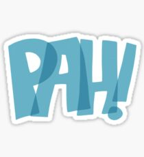 PAH! Sticker