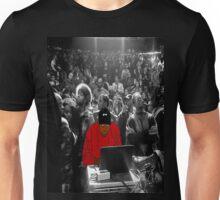 Kanye Dropping Beats Unisex T-Shirt