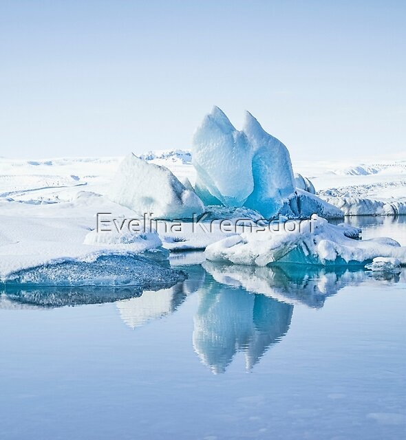 Land Of Ice by Evelina Kremsdorf