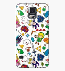 Cute Legend of Zelda pattern!!! Case/Skin for Samsung Galaxy