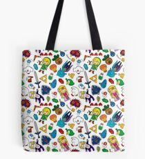 Cute Legend of Zelda pattern!!! Tote Bag