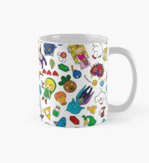 Cute Legend of Zelda pattern!!! Mug
