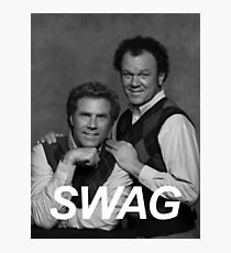 Step Brothers Swag Photographic Print
