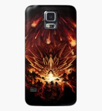 Chrono Trigger: Fire Rains from the Heavens [Chronicles of Time] Case/Skin for Samsung Galaxy