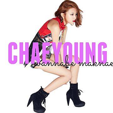 chaeyoung - twice by zeebanshee