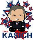 Team Kasich Politico'bot Toy Robot by Carbon-Fibre Media