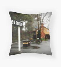 Menzies Creek Throw Pillow