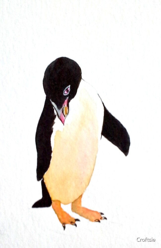 Penguin by Croftsie