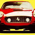 Ferrari 250 GT Berlinetta Scaglietti (SWB) by dalgius