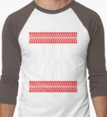 RUN VR6 tread Men's Baseball ¾ T-Shirt