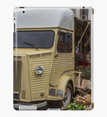Citroen 'H' Van iPad Case/Skin