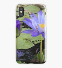 """""""Water Lillies"""" iPhone Case"""