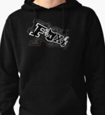 Two-Tailed Fox Pullover Hoodie