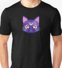 Luna the Galaxy Cat Unisex T-Shirt