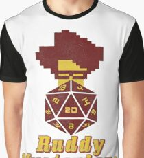 Ruddy Mysteriös Grafik T-Shirt