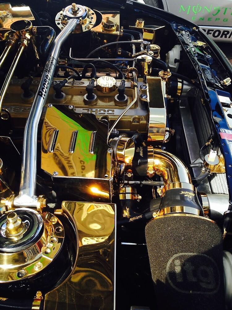 Engine by Robert Steadman