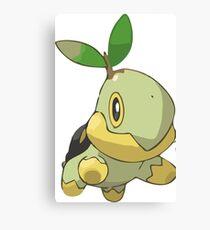 Pokemon Greengrass Canvas Print