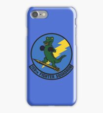 159th Fighter Squadron Emblem iPhone Case/Skin