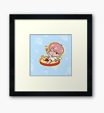 Ice Cream Nini Framed Print