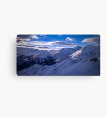 Alps Austria Canvas Print