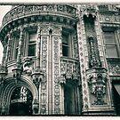 Alwyn Court Building by Jessica Jenney