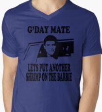 Dumb And Dumber - G'day Mate Mens V-Neck T-Shirt