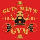 Guts Man's Gym by PengewApparel