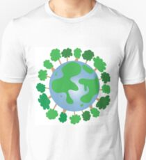planet earth T-Shirt