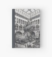 THE BEAST MUST DIE! Hardcover Journal