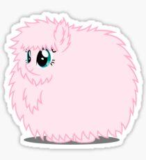 Fluffle Puff Sticker