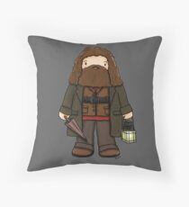 Hagrid Throw Pillow