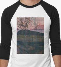 Egon Schiele - Setting Sun 1913  Expressionism Landscape T-Shirt