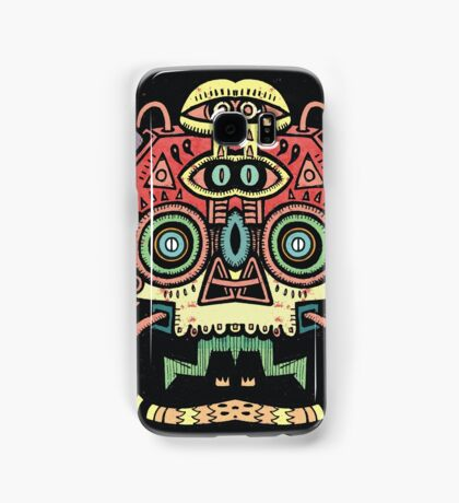 Alien tribe  Samsung Galaxy Case/Skin