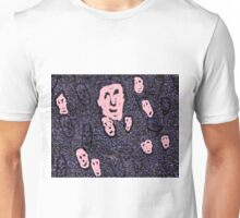 Test Pattern People X1 Unisex T-Shirt