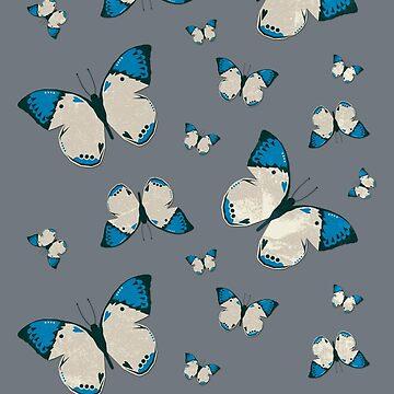 Spring Butterfly von schwebewesen
