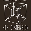 Rocketed to the fourth dimension by Simon Kellogg