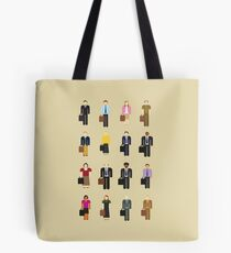 The Office: Characters Tote Bag