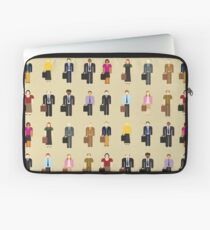 The Office: Characters Laptop Sleeve