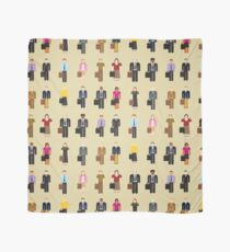 The Office: Characters Scarf