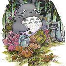 Fuzzy Spirit by Audra Auclair