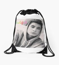 Kian Lawley Beautiful Drawstring Bag