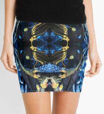 Abyss pattern Mini Skirt