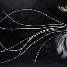 Rebob Ancestor Bobcat by Theresa Comstock